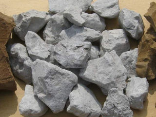 Голубая глина.