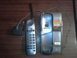 Радиотелефоны Panasonic KX-TC1205UAF,UAB