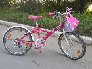 Bicicletă . B'TWIN-mistigirl-200