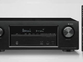 Denon AVR-X1400W 7.2 Surround-AV-Receiver WLAN, 4K , 3D Spotify Connect, Internet-Radio, DLNA