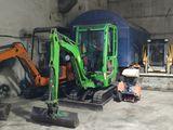 Servicii Bobcat, mini excavator. Услуги Бобкат, мини экскаватора.