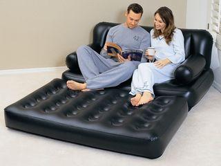 Надувной диван Bestway 5 в одном