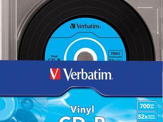 Verbatim CD-R Slim, Spindle, WRAP