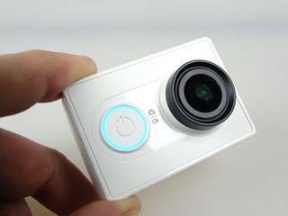 719 lei - Xiaomi YI Аction camera, Белая б.у. в очень хорошем состоянии