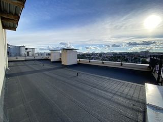 N1 Hypermarket. Penthouse + Terrassa 150 Mp (115 mp + 35 mp) Centru, L.Tolstoi