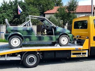 Evacuator Accidente Rutiere - Evacuator la Drum - Эвакуатор в Кишиневе - Эвакуатор в Молдове