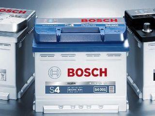 Скидки ! аккумуляторы bosch ! 60аh -1400 лей , 74аh - 1700 лей, 100ah -2400 лей +доставка!установка