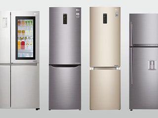 Холодильники LG - новые модели!
