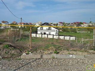 Участок под строительство 6 соток в новом секторе в Дурлештах