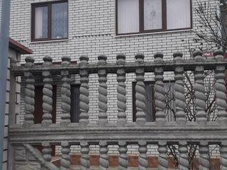 Urgent se vinde casa cu 2 nivele +casa 1 etaj or.ungheni