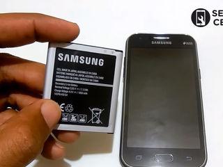 Samsung Galaxy (SM-J105H/DS ) J1 mini  Nu ține bateria telefonului? Noi ți-o schimbăm foarte ușor!