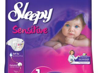 Scutece Sleepy Sensitive cu livrare la domiciliu
