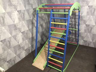 Детский спортивно-игровой комплекс! Новый в упаковке!