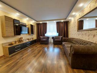 Vînd apartament 3 odăi Seria 143 74mp Euroreparație Bd. Mircea cel Bătrîn 9