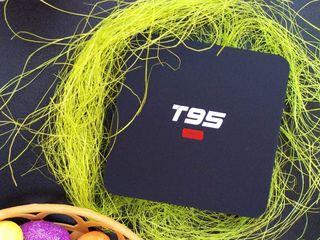 Новая модель T95 Super 2/16Gb +пульт G10 на выбор!
