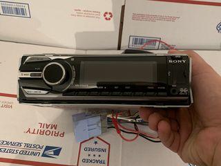 Автомагнитола оригинал Sony CDX-GT66UPW USB/CD AUX