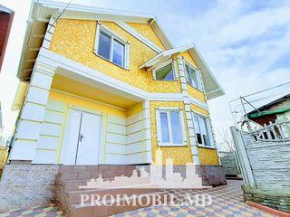 Stăuceni - casă cu 2 nivele, 3 camere - 130 mp!
