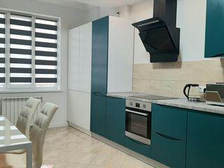 Centru, oferim în chirie apartament cu euroreparație, 78 m.p,  550 €