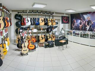 Magazin specializat ! Chitare pentu incepatori ! Salonul de instrumente muzicale Nirvana !