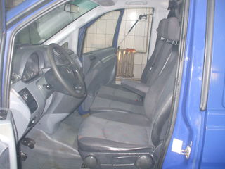 Mercedes 2008 Vito Long Full