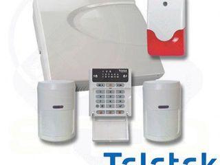 Alarma antiefractie performanta GSM GPRS (notificare SMS) 200 euro