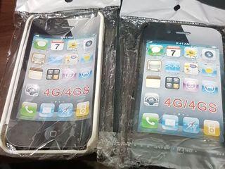 Case чехол  iphone 4 и 4s ,белый и черный по 50 лей