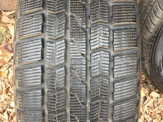 complect pneuri iarna 205/55/R16