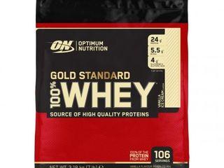 100% Whey Gold Standard 3,2   kg  - 1396 лей