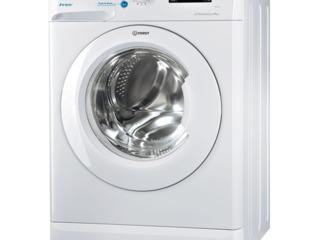 Стиральная машина Indesit BWSE 61051 / узкая/ 6 кг/ белый