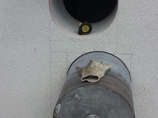 Алмазное сверление отверстий любых диаметров под винтиляцию.