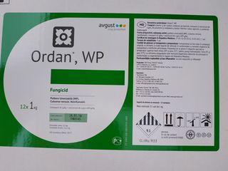 fungicid ORDAN/ Фунгицид Ордан   для защиты картофеля, томатов, огурцов, винограда и лука