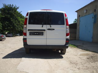 Mercedes 111CDI Long Vito2008