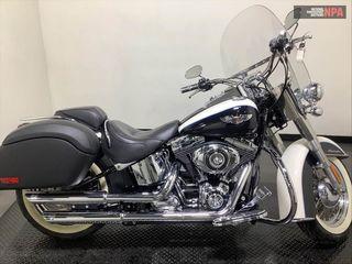 Harley - Davidson Flstn Softail Deluxe