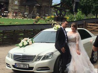 Chirie auto pentru nunta!!! Mercedes E = 79€/zi