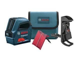 Bosch уровень лазерный и лазерная рулетка