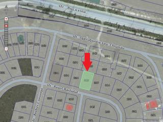 Se propune spre vanzare teren pentru constructii cu amplasare comodă pe str. Bucovinei, Riscani!