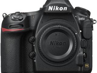Nikon d850 Body - Garantia Oficiala!