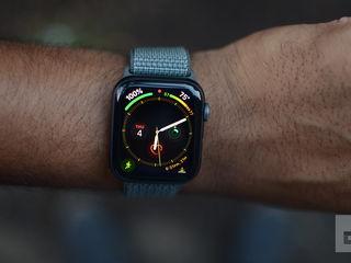 Apple watch series 4 40mm-44mm, gold, black. garantie!