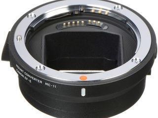 Canon Sigma MC-11 Mount Converter/Lens Adapter SONY.