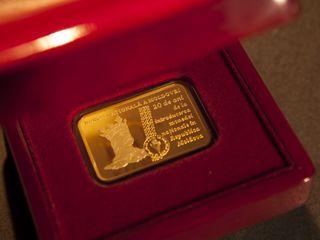Монеты в Золоте Молдовы, monede din aur din Moldova, vânzare
