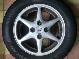 4x100. Легкосплавные колеса Titan 195 60 R14. VW, Opel, Nissan, Mazda, Honda, Mitsubishi...
