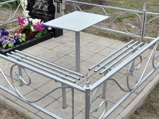 Mese, scaune, garduri pentru cimitire, reduceri !