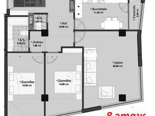 """Продаю 3х комнатную квартиру в блоке С"""""""