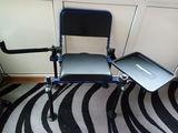 Кресло-платформа фидерное flagman chear 30 мм с  столом flagman, и держателем matrix