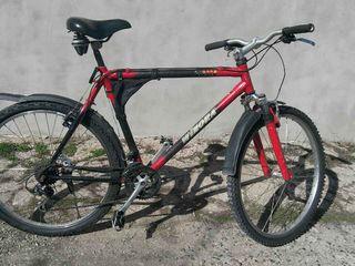 Bicicleta sportiva din Carbon