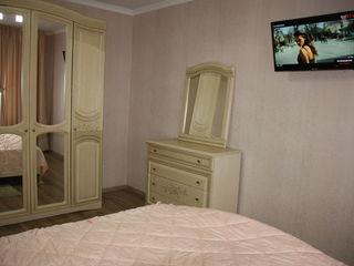 2 odaie în centrul Ciocanei (FinComBank) cu comfortul total. Aer conditionat, WiFi, Reparație.