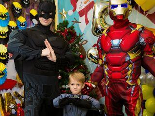 Super-eroii indragiti sunt mai aproape