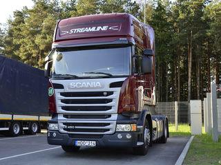 Scania R450 euro 6