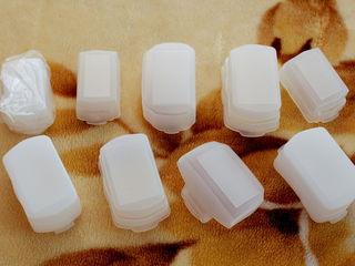 Диффузеры белые для вспышек от 20 лей