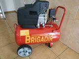 Пневматический Компрессор Бригадир AC50-27 с гарантией 1 год и с доставкой